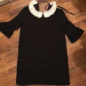 Lolita Peter Pan collar dress